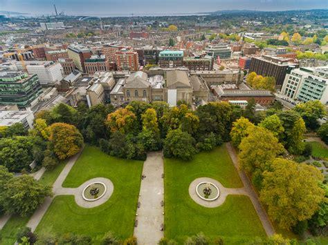 filepark  dublin iveagh gardens aerial
