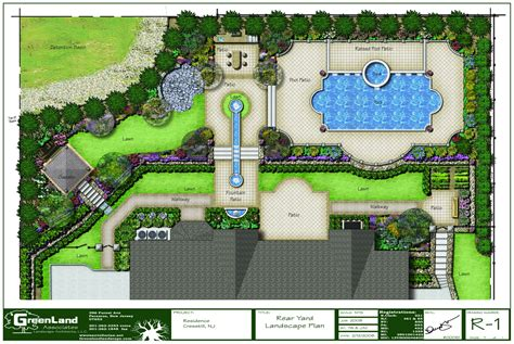 landscape plan view best residential landscape architecture plan and this entry was posted in studio problems by