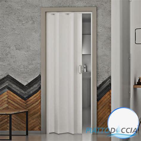 Colori Porte Da Interno - porte porta a soffietto 83x214 cm scorrevole in pvc da