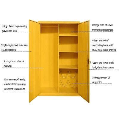 ppe storage cabinet cabinets matttroy