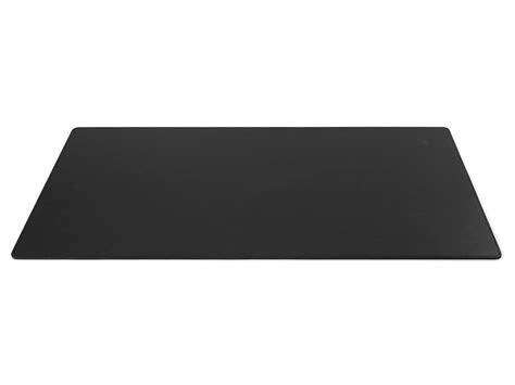 sous original bureau grand sous de bureau en cuir noir 80 cm par 40 cm