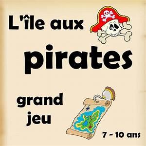 Grand Jeu Extérieur : l 39 le aux pirates grand jeu pour anniversaire ~ Melissatoandfro.com Idées de Décoration