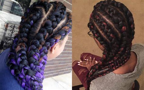 amazing african goddess braids hairstyles hairdrome com