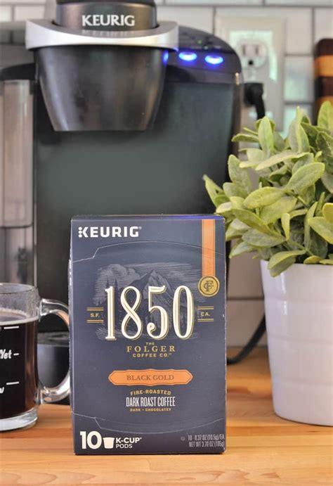 free coffee decor with folgers 1850 brand coffee