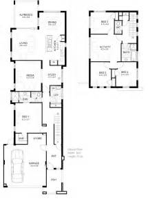 Stunning House Floor Plans And Designs Photos by Beautiful House Plans Narrow Lot 2 Lot Narrow Plan House