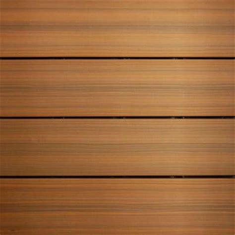 newtechwood ultrashield 12 in x 12 in peruvian teak