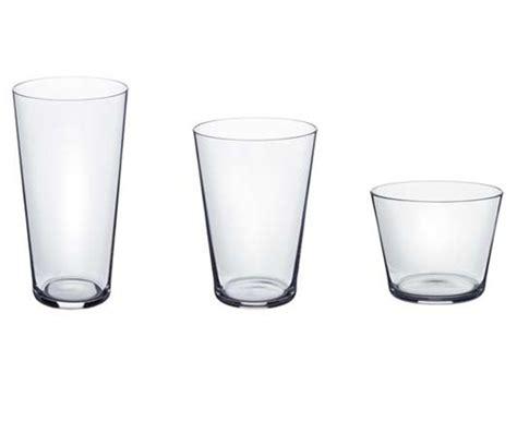 disegni di bicchieri miamiam driade per la tavola bicchieri e decanter
