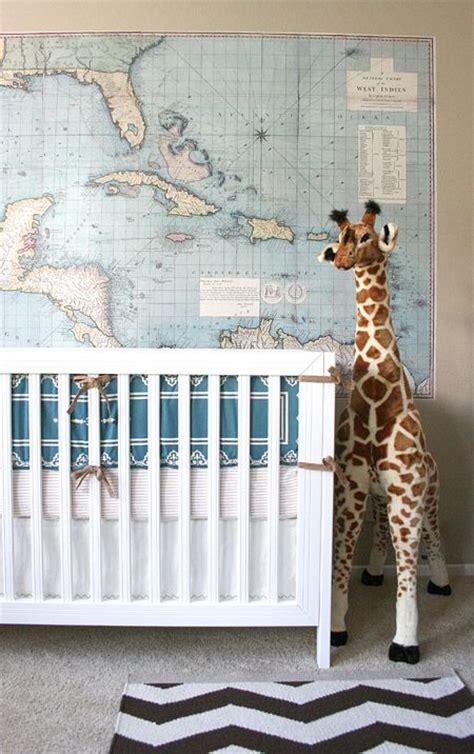 chambre bébé la girafe décoration chambre bébé 39 idées tendances
