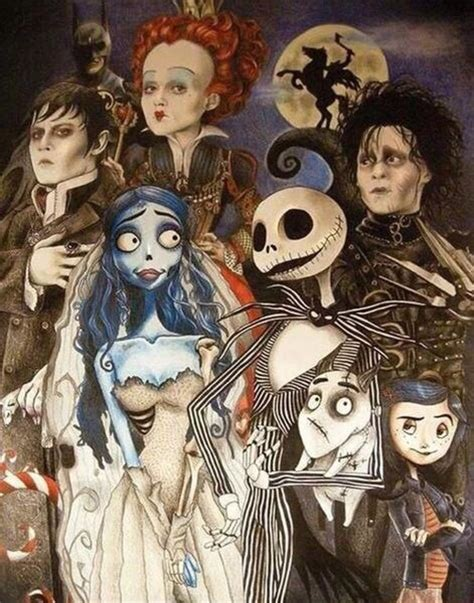 11 Most Impressive Fan Made Nightmare Before Christmas