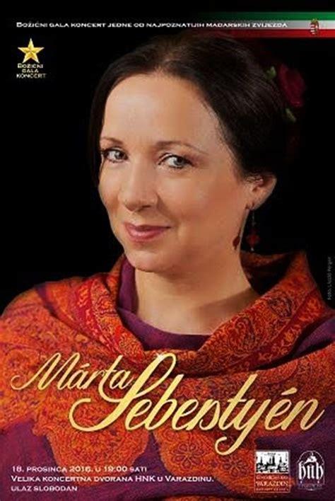 Mađarska glazbenica Márta Sebestyén 18. prosinca će ...