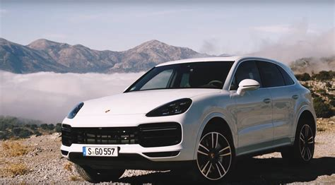 2019 Porsche Cayenne Turbo Review Says Almost Everything
