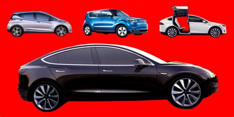 Other Electric Cars by How Tesla Compares To Other Electric Cars Business Insider