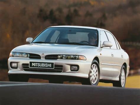Mitsubishi Galant 07 by Mitsubishi Galant 1992 1993 1994 1995 1996 седан 7