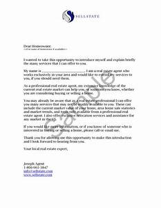 real estate letters of introduction introduction letter With real estate letters