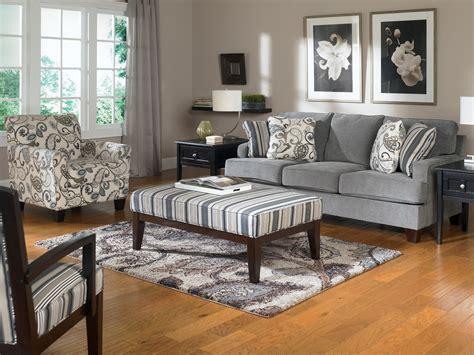 ashley yvette steel living room set  sofa sets