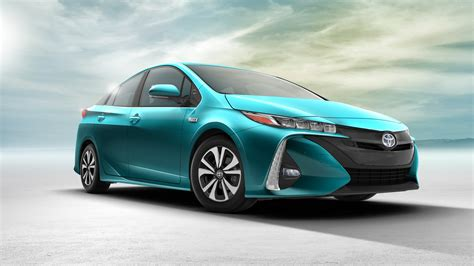 2017 Toyota Prius Prime Plug In Hybrid Model Revealed At