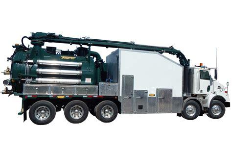 hydro excavation trucks equipment  sale  transway systems