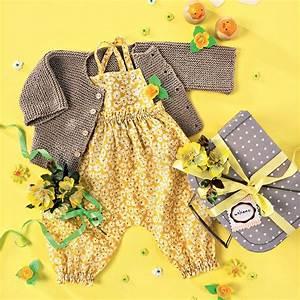 une salopette et son gilet pour bebe marie claire With déco chambre bébé pas cher avec envoyer des fleurs par internet gratuit