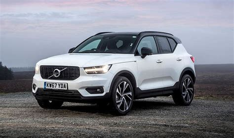 Volvo Xc40 Wins What Car? Car Of The Year 2018 Diesel Suv