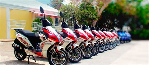 Bermuda Scooter Rental Prices