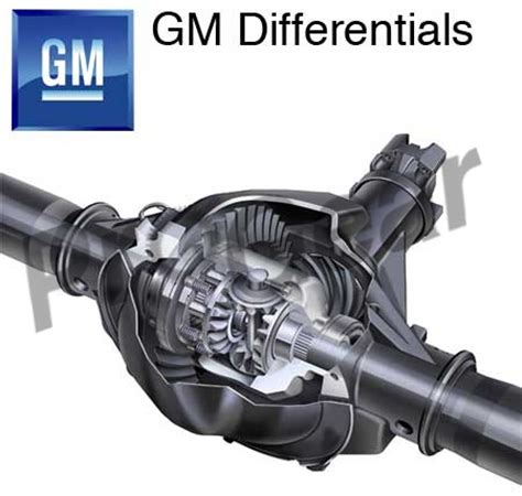 GM differential service, repair, parts and sales. New used ...