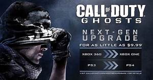 Upgrade to Next-Gen Call of Duty: Ghosts for Only $10 ...
