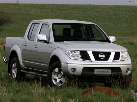 Nissan Navara Picture by Nissan Navara Cab D40 2005 10 Pictures 2048x1536