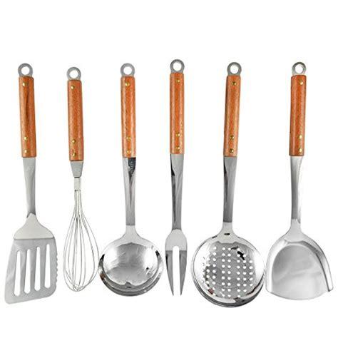 Kitchen Essentials Utensils by Seccuta Stainless Steel Kitchen Utensils Sets Cooks