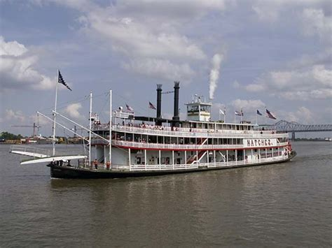 Steamboat Natchez by Steamboat Natchez In New Orleans Maritime Matters