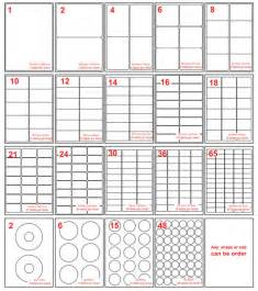 Label Templates 30 Per Sheet Avery Labels By Size Images