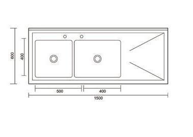 fournisseur de cuisine pour professionnel meuble bas de cuisine 15 bloc eviers pour plonge tous