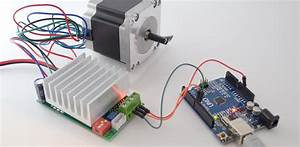 Arduino Uno Stepper Motor Projects
