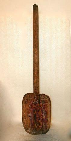 big lovely primitive antique wooden bread pizza board