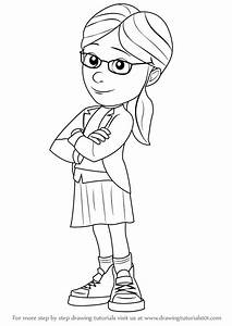 Learn How to Draw Margo from Despicable Me (Despicable Me ...