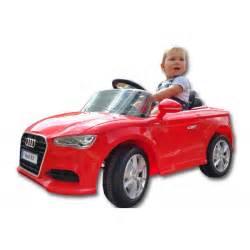 Voiture Electrique Bebe Audi : voiture lectrique audi a3 avec t l commande parentale ~ Dallasstarsshop.com Idées de Décoration