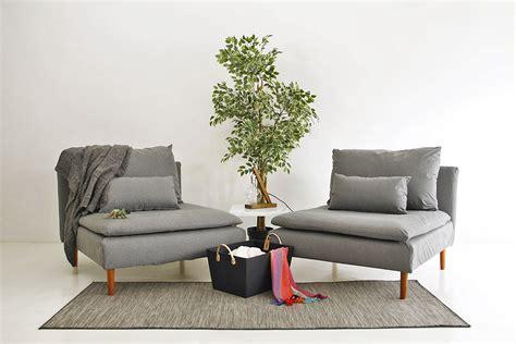 Long Sofas by Intermission The Super Flexible Soderhamn Corner Sofa