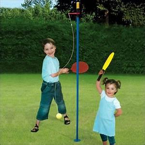 Kinder Fahrradsattel Mit Stange : ballspiele de twistball tennis set f r kinder swingball ~ Jslefanu.com Haus und Dekorationen