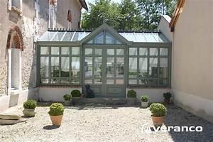 Veranda à L Ancienne : jardin d 39 hiver ~ Premium-room.com Idées de Décoration
