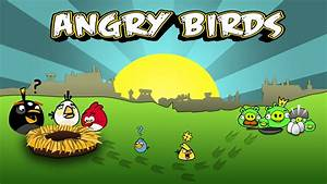 Angry Birds Wallpapers, Pictures, Images  Angry