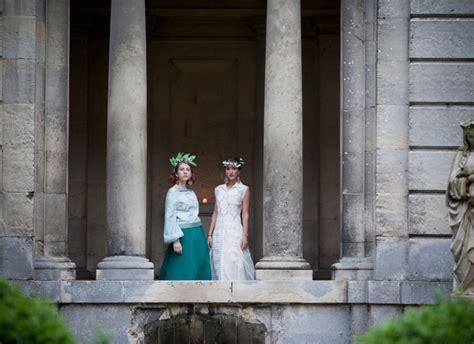 couture оксана караванская показала во франции две