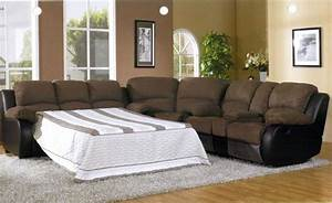 comfortable sectional sleeper sofa design ideas rilane With tan sectional sleeper sofa