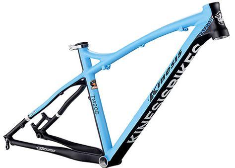 26er Xc Hardtail Lightweight Bike Frame Aluminum Material