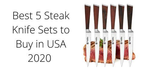 usa steak knife knives sets