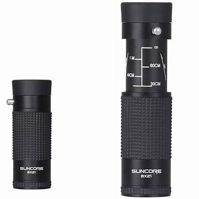 Monocle Telescope Glass Telescopic Monocular Hunting Spyglass