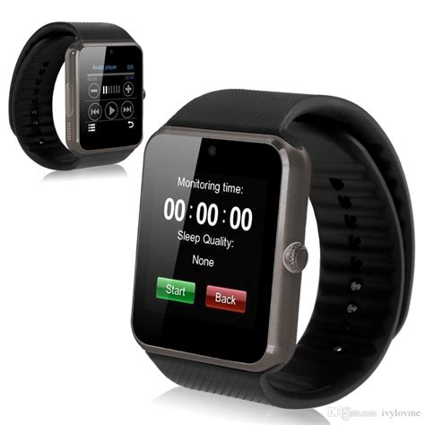 best smartwatch for iphone best quality bluetooth smart gt08 for android ios