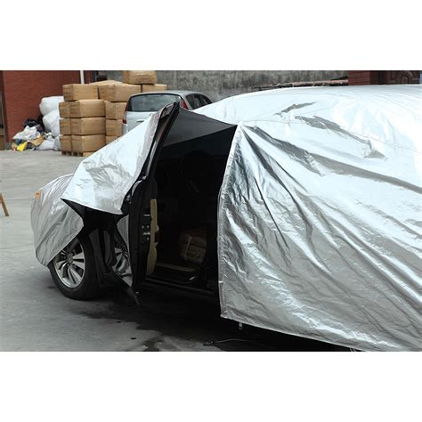 Kayme Waterproof Car Covers Outdoor Sun Protection Cover