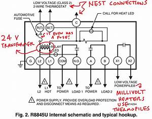 Nest Thermostat Wiring Diagram 8 Wire