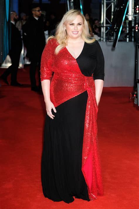 EE British Academy Film Awards 2020: Rebel Wilson (3 Photos)