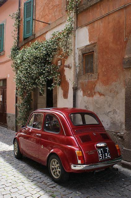 Fiat Meaning In Italian by Best 25 Fiat 500 Ideas On