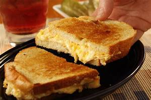 Ultimate Grilled Cheese Sandwich | MrFood.com